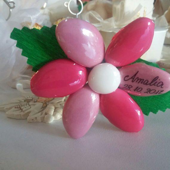 Margherita a 6 petali Rosa Fucsia